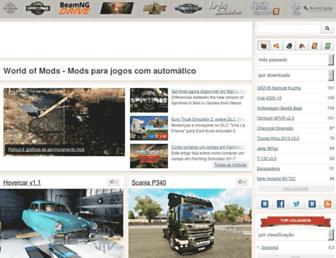 worldofmods.org screenshot