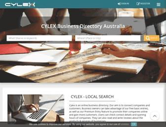 cylex-australia.com screenshot