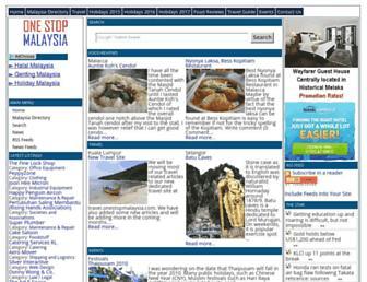 onestopmalaysia.com screenshot