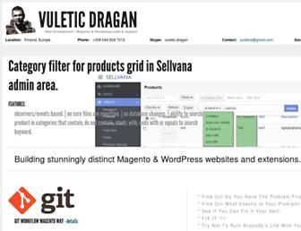 vuleticd.com screenshot