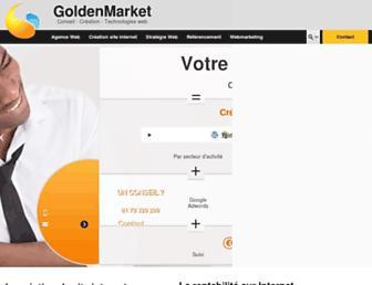 Thumbshot of Goldenmarket.fr
