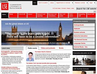 Thumbshot of Lse.ac.uk