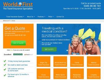 world-first.co.uk screenshot