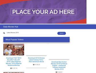 m.dailymovieshub.com screenshot