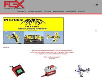 flexinnovations.com screenshot