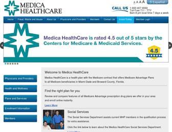 medicaplans.com screenshot