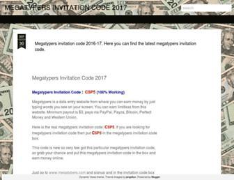 megatypers2030.blogspot.com screenshot
