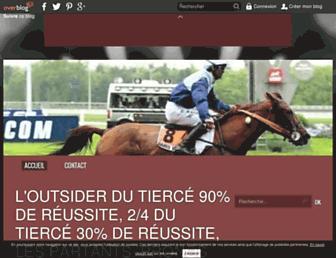 coupsurplacedujour.over-blog.com screenshot