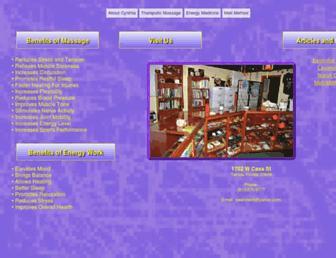 cynthiaswannhaase.com screenshot