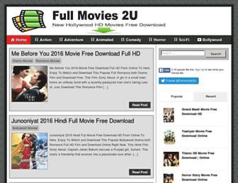 Thumbshot of Fullmovies2u.com