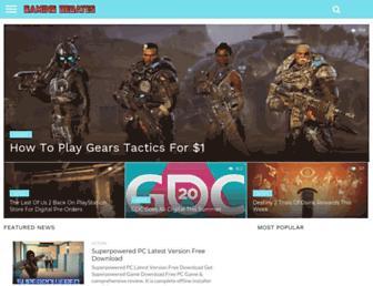 gamingdebates.com screenshot