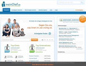 Thumbshot of Meinchef.de