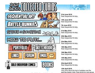 Thumbshot of Collectedcurios.com