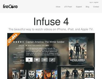 firecore.com screenshot