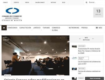ccmexico.com.mx screenshot
