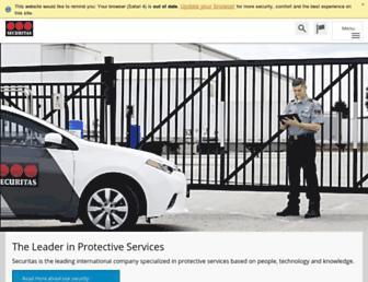 securitasinc.com screenshot