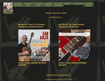 danadler.com screenshot