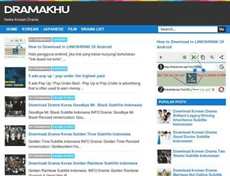 dramakhu.ga screenshot