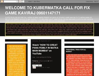 kubermatkaa.blogspot.com screenshot