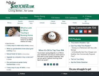 Thumbshot of Stretcher.com