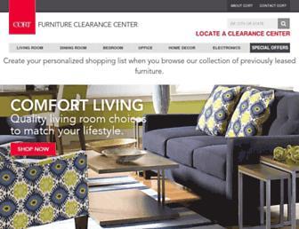 Thumbshot of Cortclearancefurniture.com