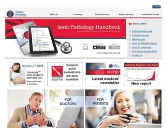 snp.com.au screenshot