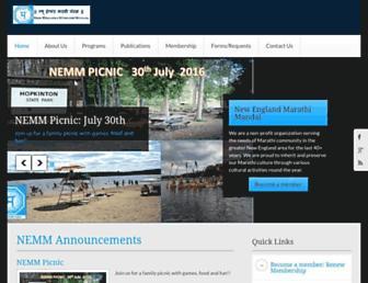 nemm.org screenshot