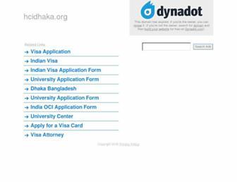 Thumbshot of Hcidhaka.org