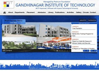 git.org.in screenshot