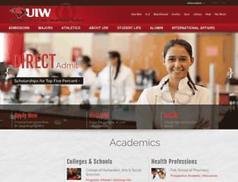 Fullscreen thumbnail of uiw.edu