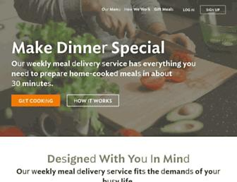 Thumbshot of Homechef.com