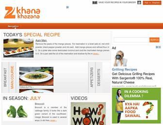 Thumbshot of Zeekhanakhazana.com