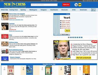 newinchess.com screenshot