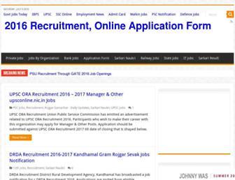Thumbshot of Recruitmentinbox.in