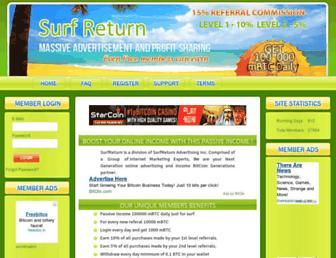 Thumbshot of Surfreturn.com