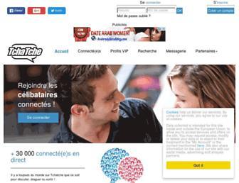 tchatche.com screenshot