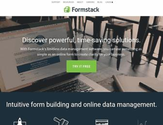Thumbshot of Formstack.com
