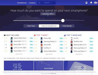 kimovil.com screenshot