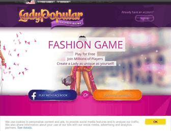 Thumbshot of Ladypopular.com