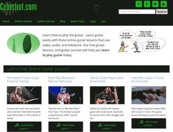 cyberfret.com screenshot