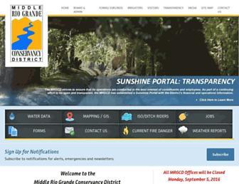 mrgcd.com screenshot
