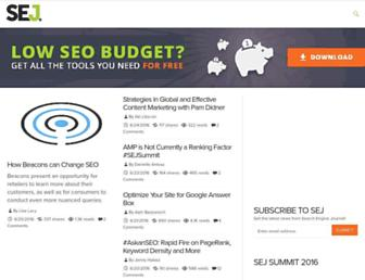 Thumbshot of Searchenginejournal.com