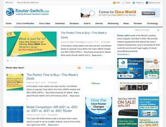 blog.router-switch.com screenshot