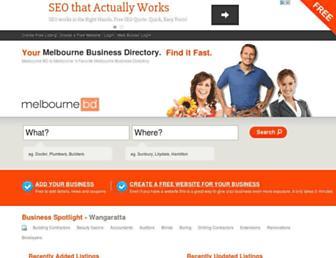 Thumbshot of Melbournebd.com.au