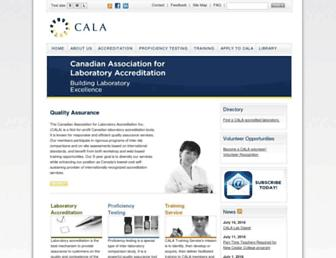 cala.ca screenshot