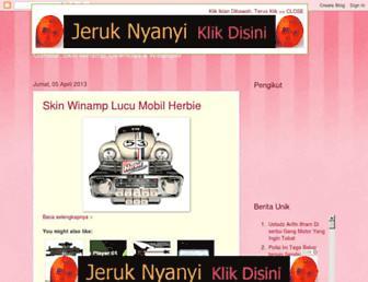 silakankemari.blogspot.com screenshot
