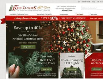 Thumbshot of Treeclassics.com