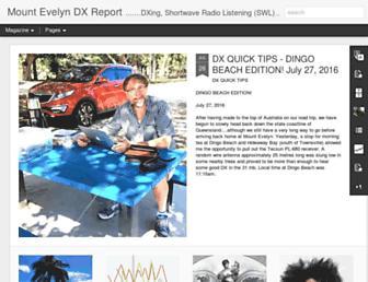 medxr.blogspot.com screenshot