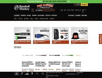 Thumbshot of Homerunmonkey.com