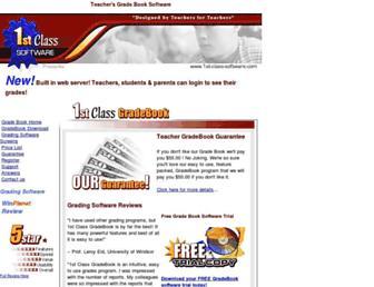 Thumbshot of 1st-class-software.com